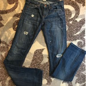 Banana Republic Straight Denim Jeans